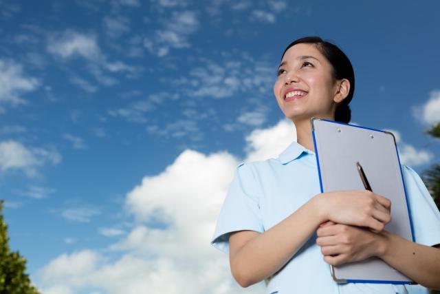 看護師の転職活動