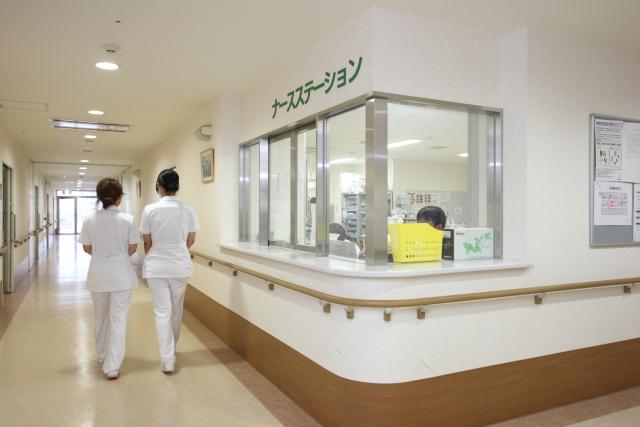 夜勤手当の多い病院