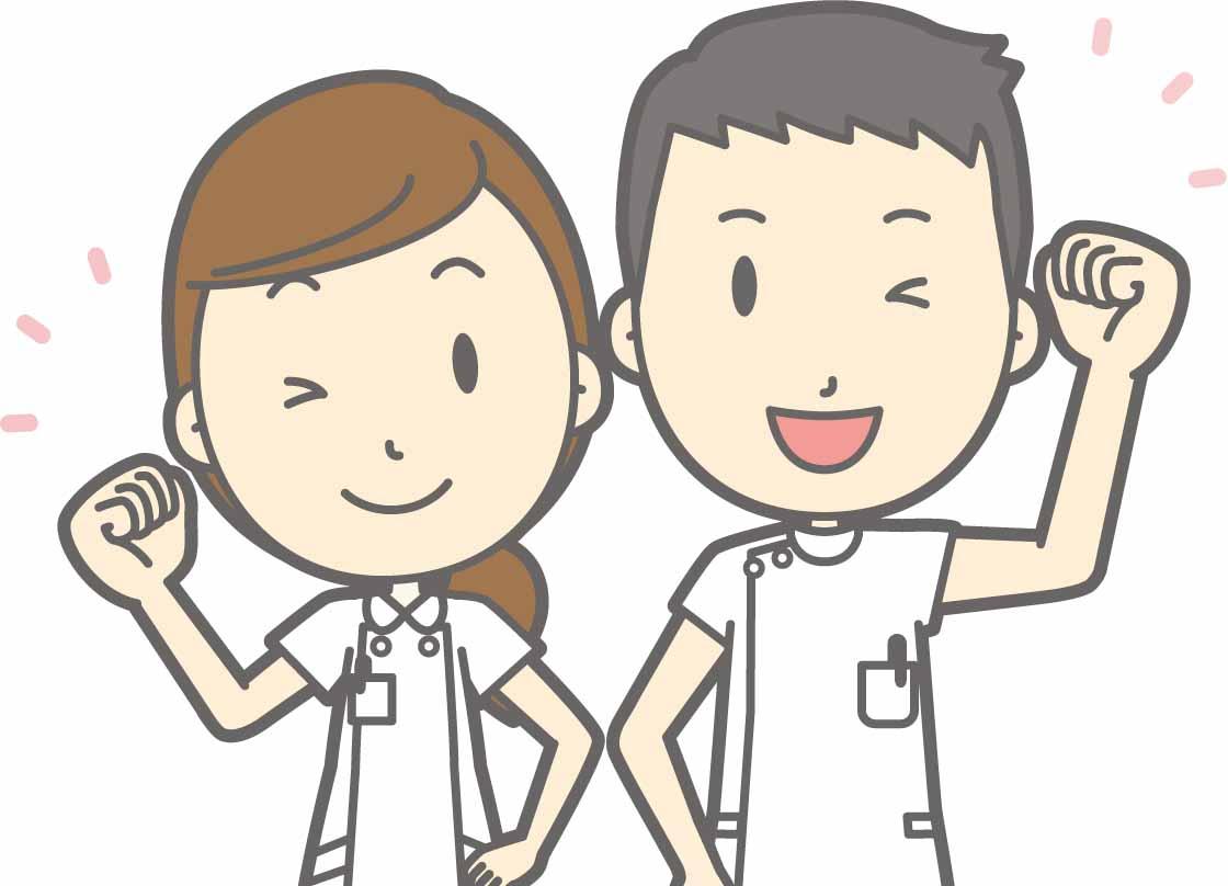 看護師の転職活動の喜び