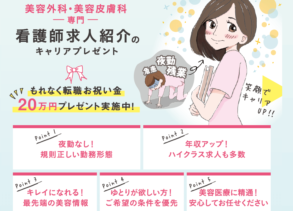 Career Present (キャリアプレゼント)の公式サイト
