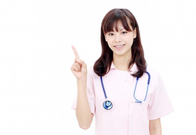 看護師の転職活動ワンポイント