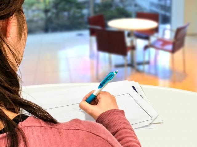 看護師の履歴書・職務経歴書を書く前の事前準備